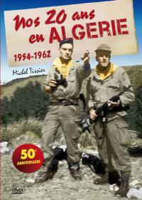 Nos 20 ans en algerie - dvd