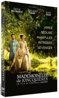 Mademoiselle de joncquieres -dvd