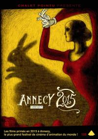 Annecy awards 2015 - dvd