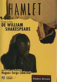 Hamlet - dvd  theatre africain