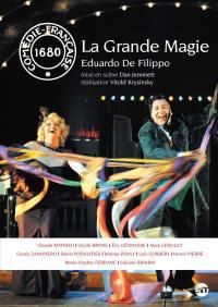 Grande magie (la) - dvd