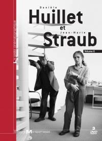 Mo - huillet et straub vol.6 - 3dvd