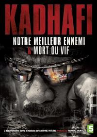 Kadhafi - dvd