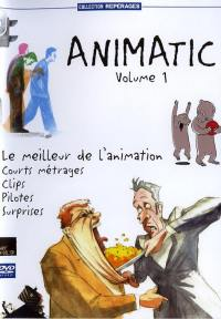 Animatic vol1 - dvd