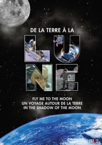Coffret de la terre a la lune - 3 dvd