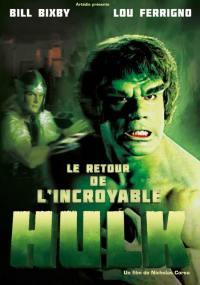 Retour de l incroyable hulk (le) - dvd
