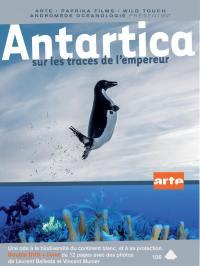 Antarctica - sur les traces de l'empereur - dvd