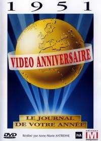 Video anniversaire 1951 - dvd
