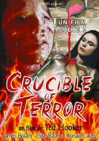 Crucible of terror - dvd