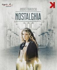 Nostalghia - blu-ray