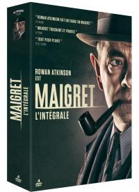 Maigret s1 à s2 - 4 dvd