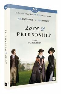 Love and friendship - blu-ray