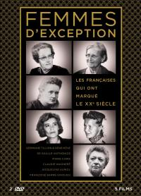 Femmes d'exception - 2 dvd