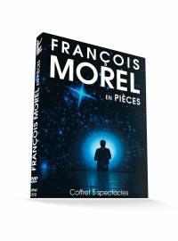 Francois morel - 5 dvd