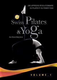 Swiss pilates & yoga v1 - dvd