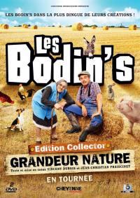 Grandeur nature + le p'tit lexique des bodin's - 2 dvd