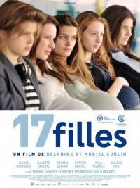 17 filles - dvd