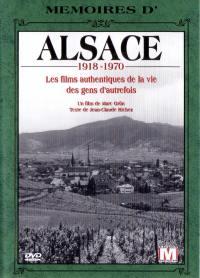 Memoires d'alsace - dvd