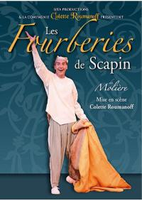 Fourberies de scapin (les) - dvd