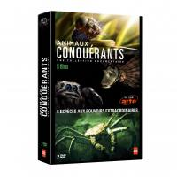 Animaux conquerants - 2 dvd