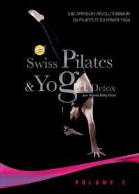 Swiss pilates & yoga detox v2 - dvd