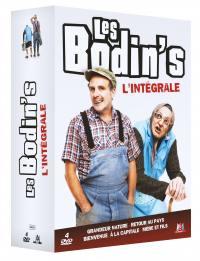 Bodin's (les) - integrale des spectacles - 4 dvd
