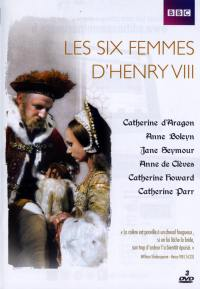 Six femmes d'henry viii (les) - 3 dvd