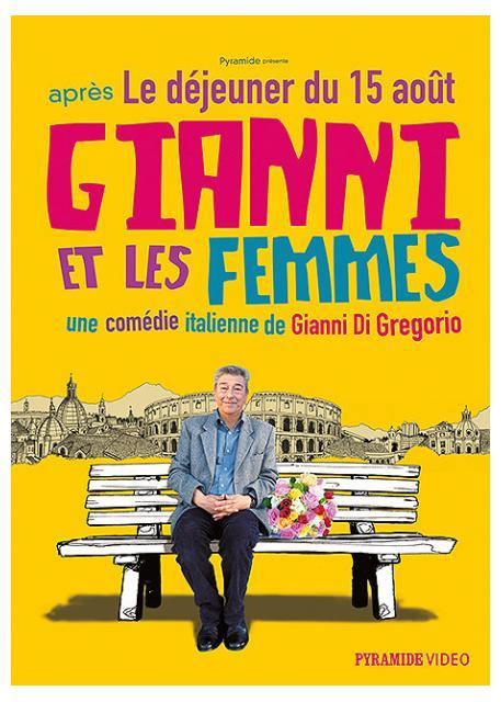 Gianni et les femmes - dvd