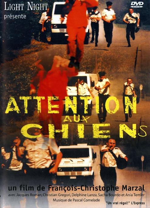 Attention aux chiens - dvd