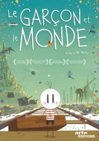 Garcon et le monde (le) - dvd