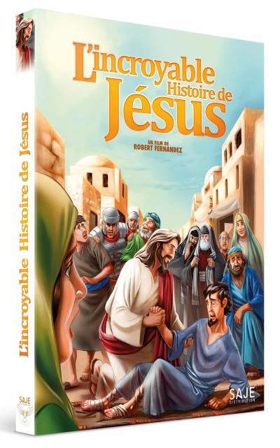 Incroyable histoire de jesus (l') - dvd