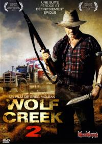 Wolf creek 2 - dvd