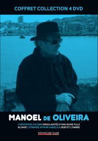 Manoel de oliveira - 4 dvd