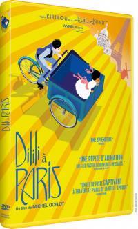 Dilili a paris - dvd