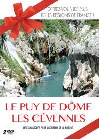 Puy de dome (le) + les cevennes - plus belles regions - 2 dvd