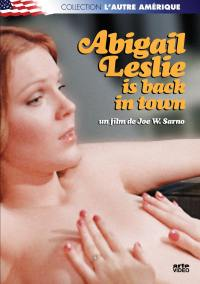 Abigail leslie is back in town - dvd