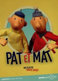Pat et mat - dvd