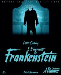 Empreinte de frankenstein (l') - combo dvd + blu-ray