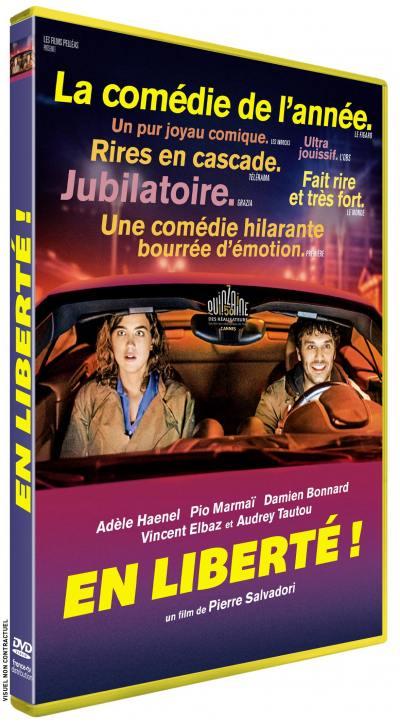 En liberte - dvd