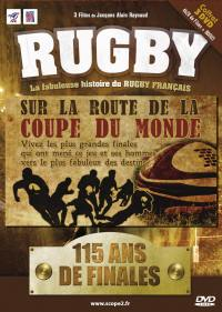 Coffret 3 dvd 115 ans finales finales rugby