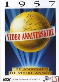 Video anniversaire 1957 - dvd