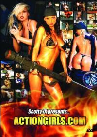 Actiongirls vol 1 - dvd