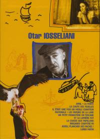 Coffret otar iosseliani-7 dvd  12 films
