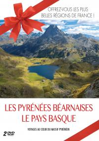 Pyrenees bearnaises + pays basque - plus belles regions - 2 dvd