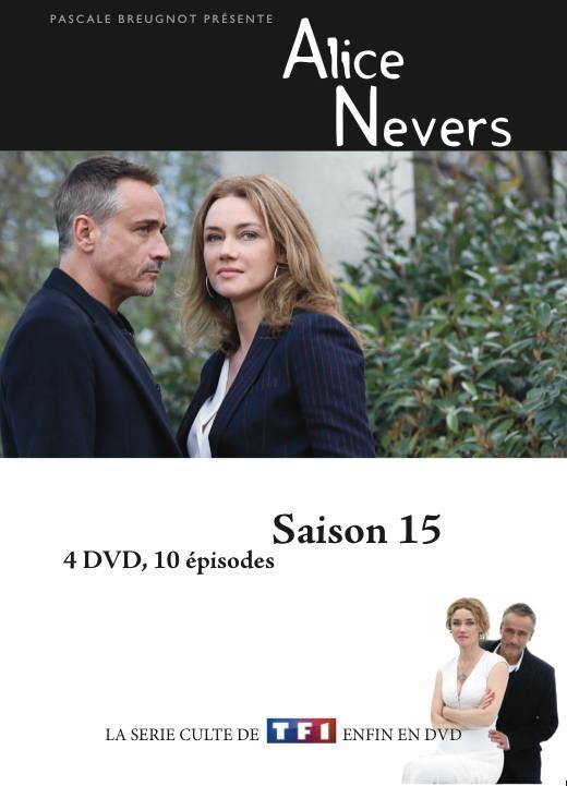 Alice nevers s15 - 4 dvd