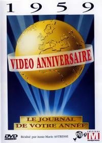 Video anniversaire 1959 - dvd