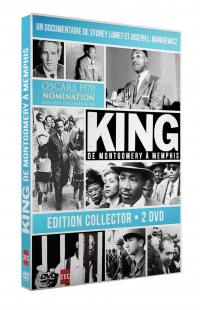 King : de montgomery a memphis - 2 dvd