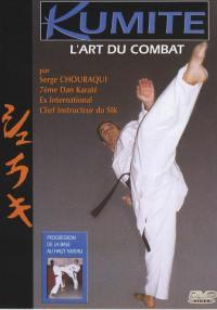 Kumite - dvd  l'art du combat en karate