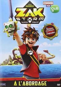 Zak storm v1 - a l'abordage - dvd