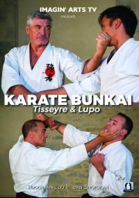 Karate bunkai - tisseyre & lupo - dvd